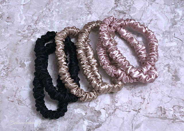 Try Slip Silk Scrunchies | bellanoirbeauty.com