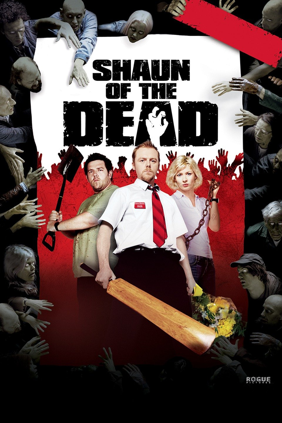 Shaun of the Dead 2004 Dual Audio Hindi 350MB BluRay 480p x264 MSubs