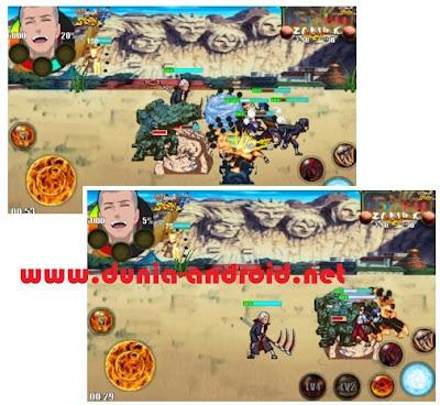 Naruto Shippuden Senki Apk Mod v2.0 Update Terbaru