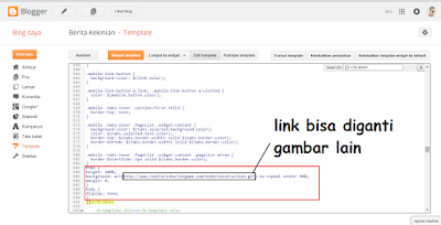 Cara Membuat Tampilan Blog Under Construction