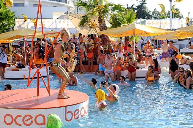 Ocean Beach em Ibiza
