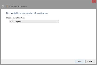 Langkah aktivasi 3 Cara Aktivasi Windows 8 Pro/Enterprise Permanen Menggunakan Key MAK Melalui Skype