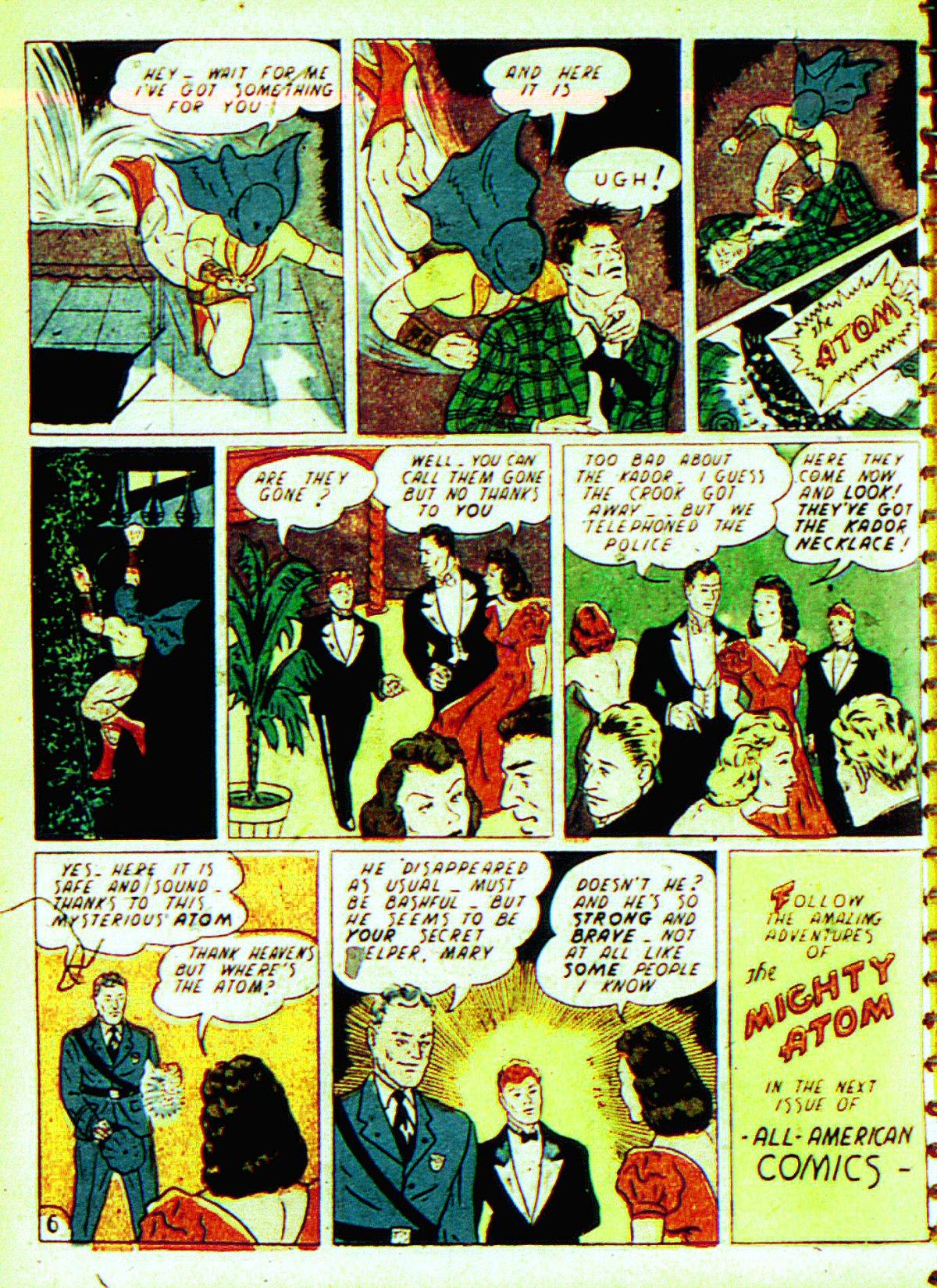 Read online All-American Comics (1939) comic -  Issue #20 - 27