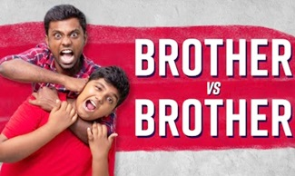 Brother vs Brother Biriyani Man