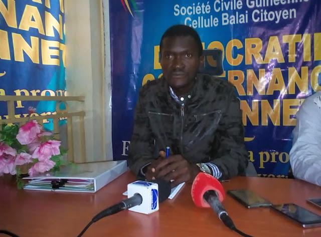 Guinée: Affaire Dr Ousmane Kaba, la cellule balai citoyen défi le collectif des avocats du PADES
