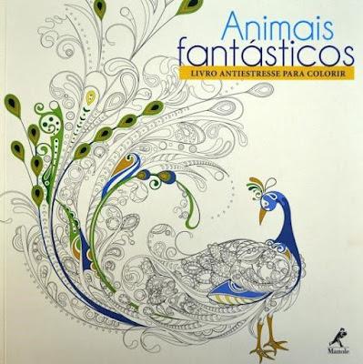Livro animais fantásticos, livro de colorir, livro para colorir, livro de natureza, Livro de colorir, livro de colorir animais silvestres, livro, colorir, lápis de cor, livros para colorir, livros para pintar, pintura em livros, aquarela, livro de colorir para crianças