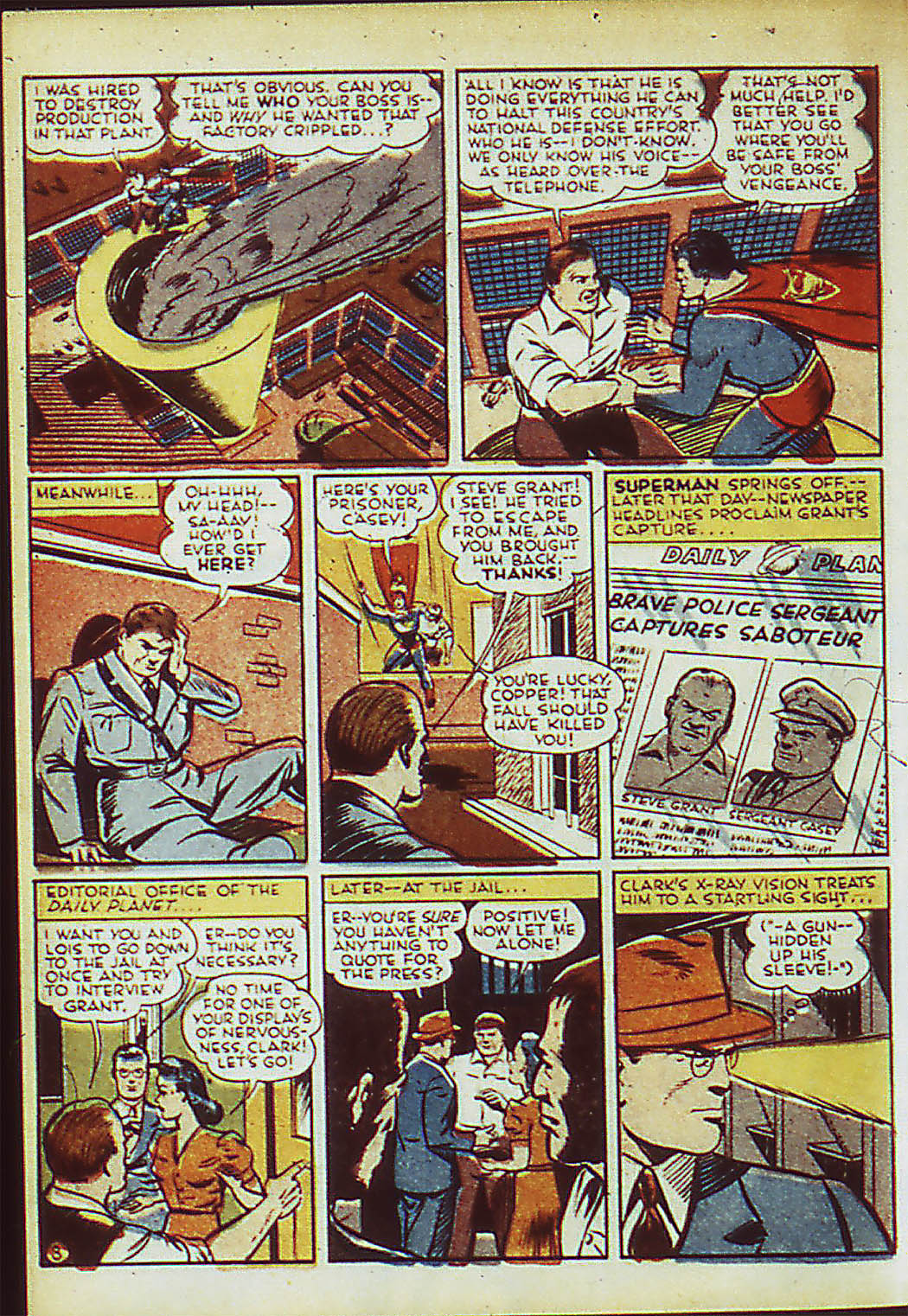 Read online Action Comics (1938) comic -  Issue #41 - 11