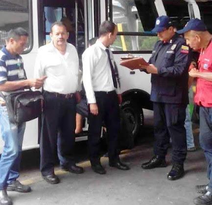 Terminal de Pasajeros José Antonio Paredes realiza Plan Operativo de Control