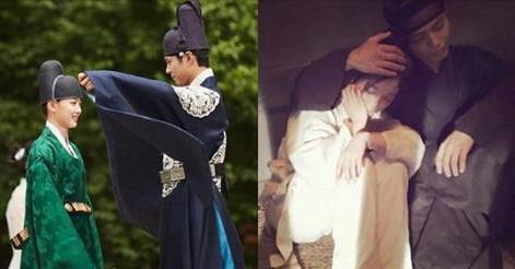 Phim Những hành động như người yêu của Bo Gum và Yoo Jung ở hậu trường phim-2016