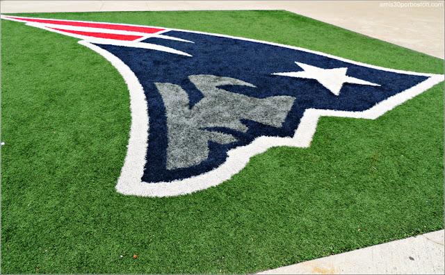 Logo de los New England Patriots