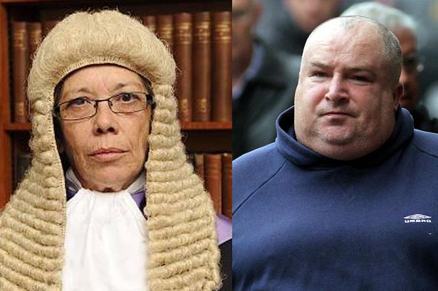 "Judge and suspect exchange harsh words in court as judge rants ""you're a son of a c*nt"""