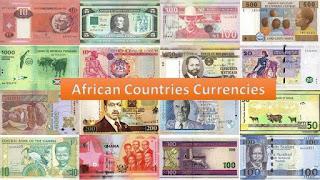 African currencies