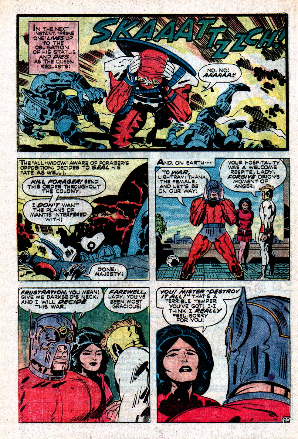 The New Gods (1971) issue 9 - Page 27