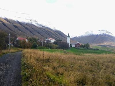 tiny village Iceland