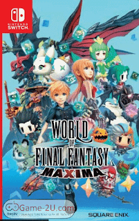 World of Final Fantasy MAXIMA Switch NSP