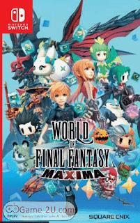 wolrd of final fantasy maxima boxart sea dec22018 - World of Final Fantasy MAXIMA Switch NSP
