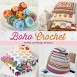 Book Review: Boho Crochet: 30 Hip and Happy Projects
