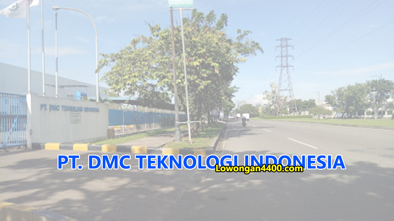 PT. DMC Teknologi Indonesia