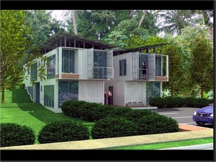 container homes cost