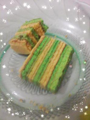 Resep Cara Membuat Kue Lapis Legit Pandan Baca Resep