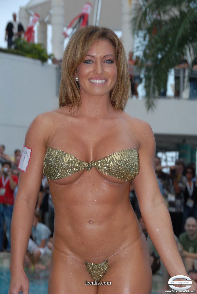 50 Sexiest Trendy Hairstyles For 2016: Hot Bikini Babes: Silvercash Bikini Contest 2006