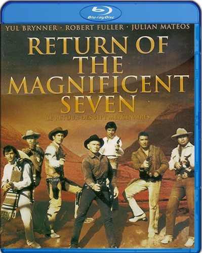 Return of the Magnificent Seven [1966] [BD25] [Subtitulado]