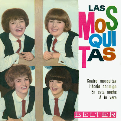 Las Mosquitas - Singles 1965