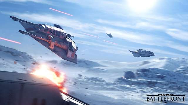 Star wars battlefront 2015 game screen shots