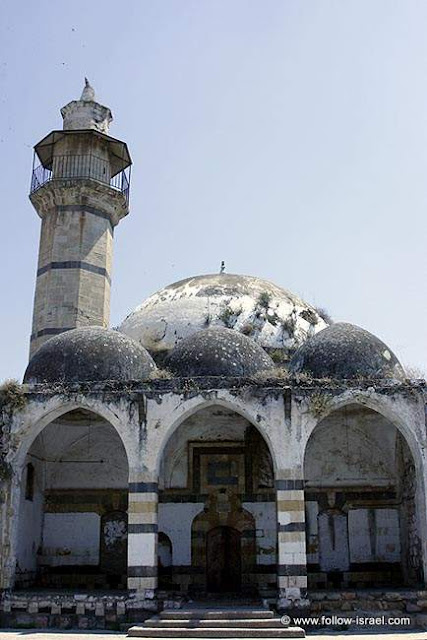 Lists of mosques in Israel and Palestine
