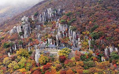 Mudeungsan, República de Corea.