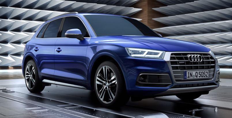 Canzone Audi Q5 con macchina blu Pubblicità | Musica spot Ottobre 2016