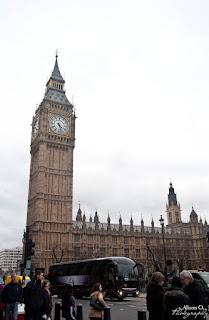 citytrip Londres London Big Ben