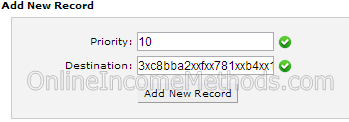 Configure MX Records for Outlook at DNS Level at HostGator