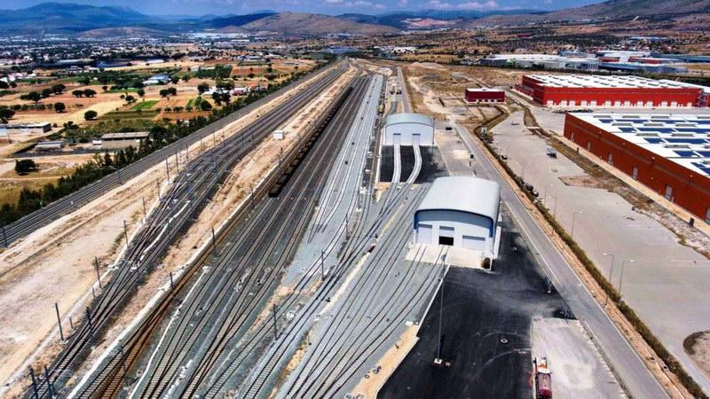 Σε Θριάσιο, Θεσσαλονίκη, Αλεξανδρούπολη, Λάρισα τα Εμπορευματικά Κέντρα που υπόσχεται η ΓΑΙΑΟΣΕ