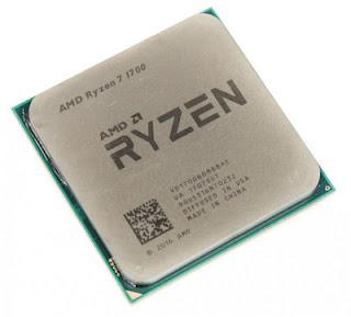 Imagem - AMD Ryzen 7 1700 3.0 GHz Socket AM4