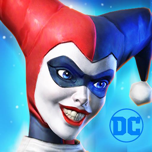 تحميل لعبه DC Legends: Battle for Justice مهكره احر اصدار