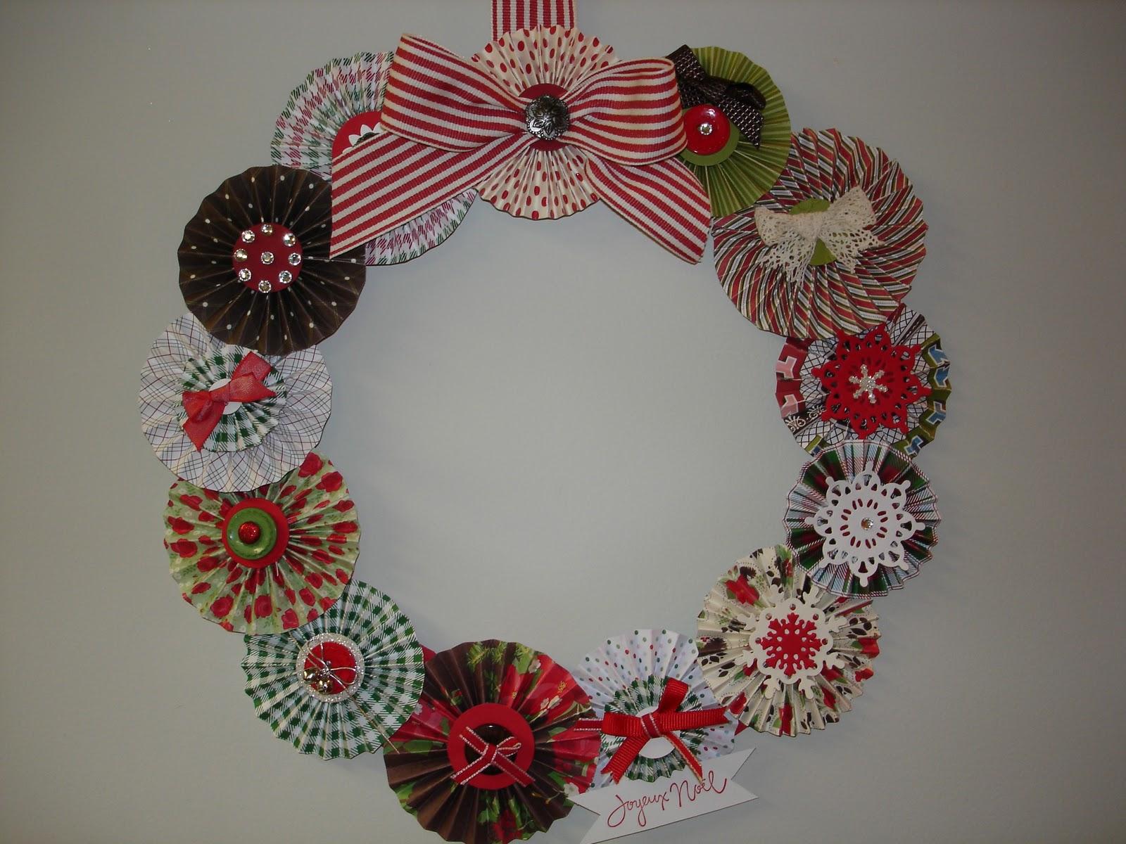 Faire Rosette Ruban Decoration