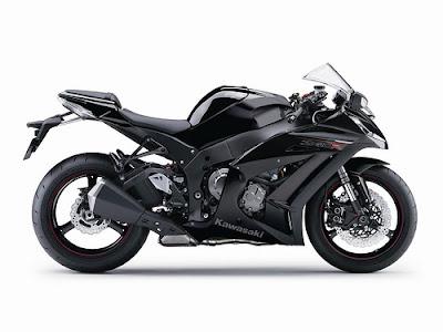 Motor tercepat : Ninja