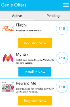 Top 15 List Of Free Recharge Giving Android Apps