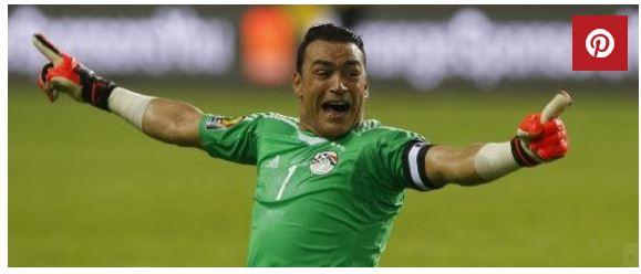 مصر تبلغ نهائي كأس أمم أفريقيا بأيدي الحضري
