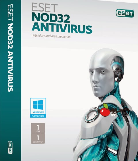 Eset NOD32 Antivirus 8.0.304.0 Final Full Activation