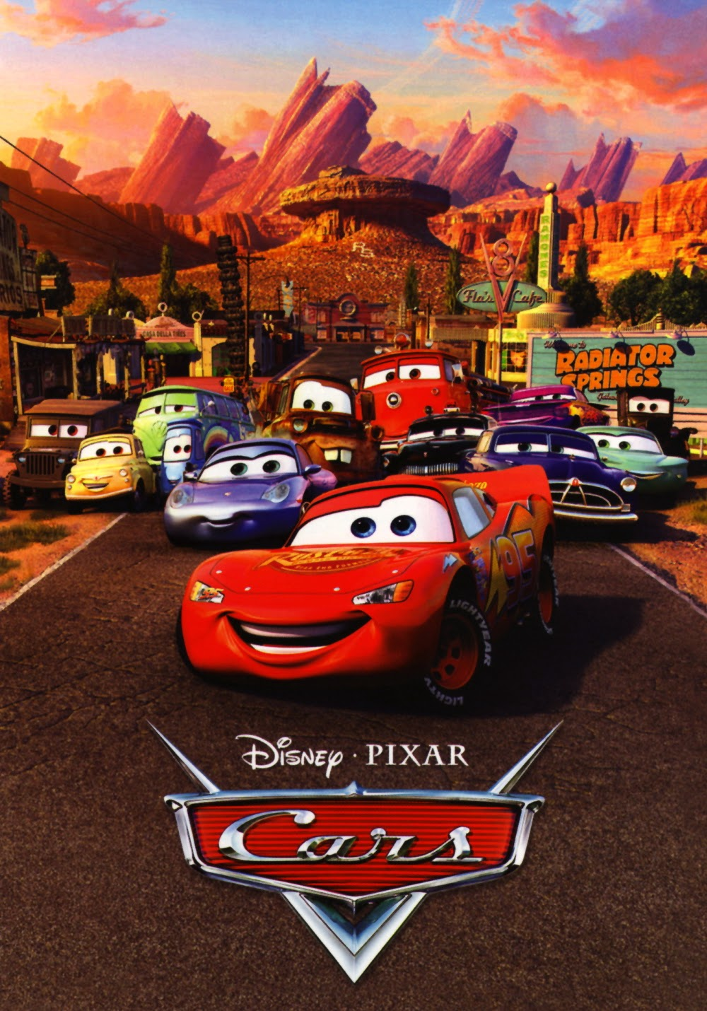 Watch Cars 2006 Online For Free Full Movie English -3620