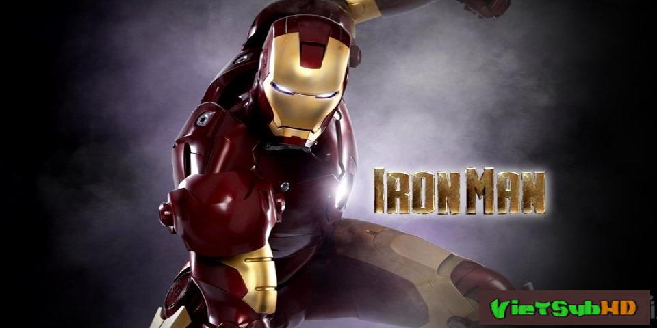 Phim Người Sắt VietSub HD | Iron Man 2008