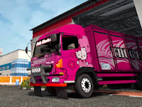 Mod Livery Skin Pack Hino 500 SMT Euro Truck Simulator 2