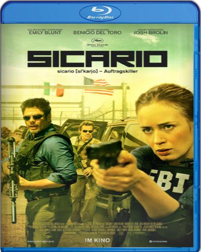 Sicario [BD50] [2015] [Latino]