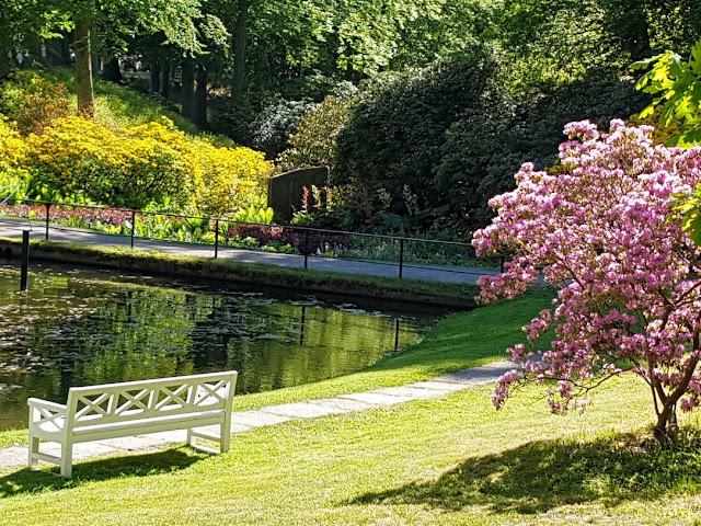 Sveriges vackraste trädgårdar