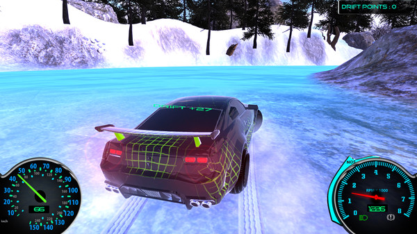 Frozen Drift Race Download For Free