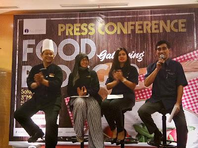 Sinergi Positif All Sedayu Grup Dengan Blogger Melalui Kuliner Tradisional Indonesia