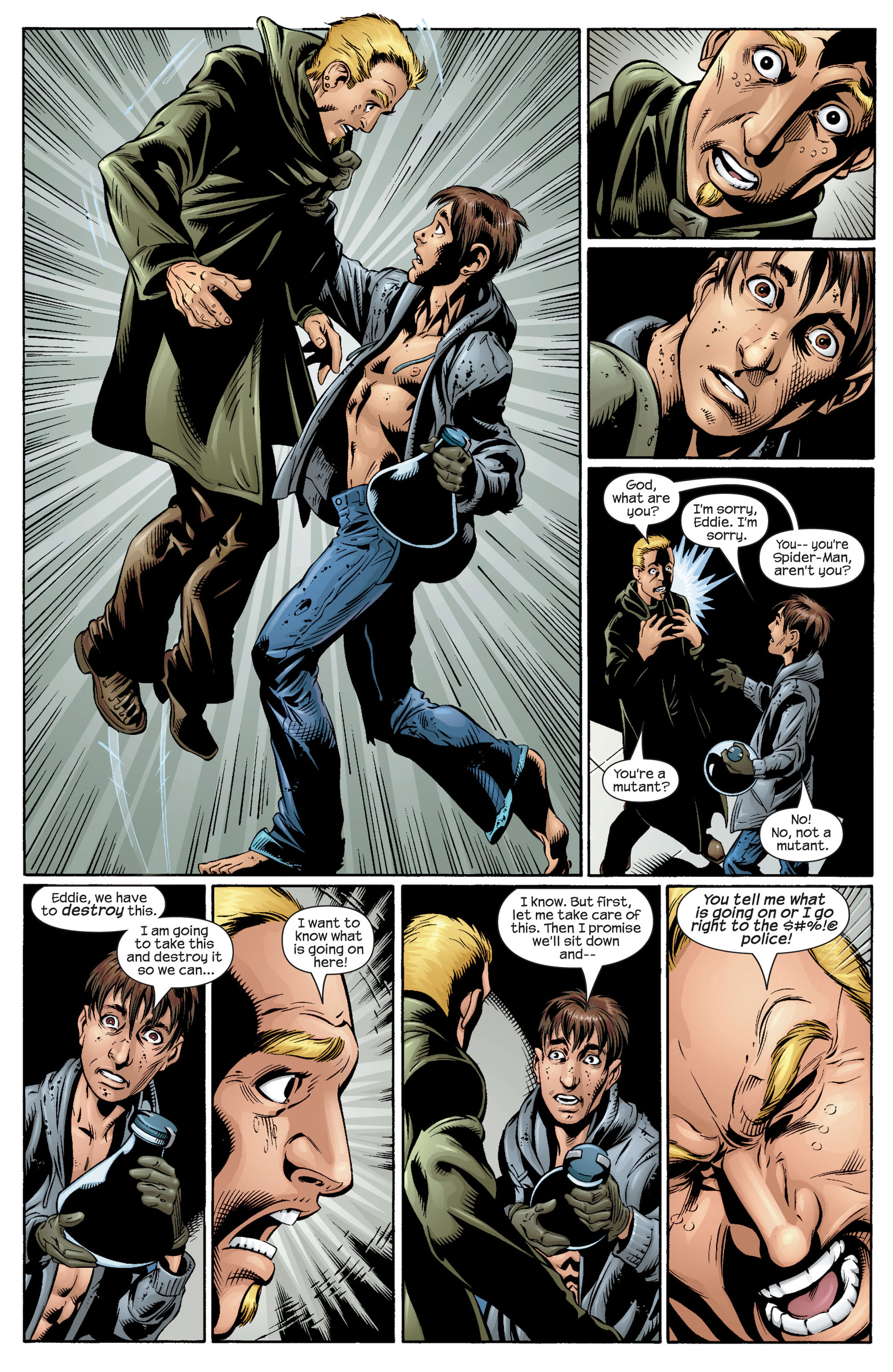 Read online Ultimate Spider-Man (2000) comic -  Issue #36 - 10