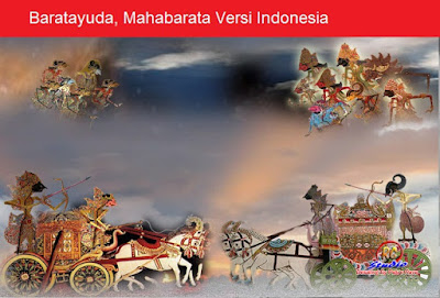 Baratayudha Versi Indonesia